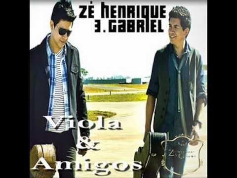 09. ARREPENDIDA - ZÉ HENRIQUE E GABRIEL VIOLA & AMIGOS CD 2012