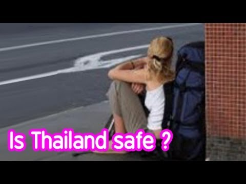 Thailand travel : Is Thailand safe for women to travel alone? episode 5