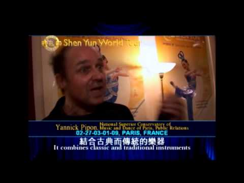 European Audience Reviews ShenYun (2009)欧洲观众评价神韵
