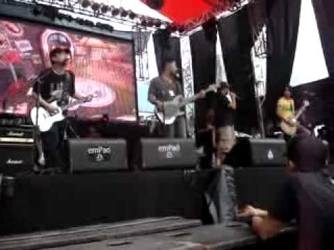 Candil, Sandy Pas Band, dkk - Paradise City (Rehearsal) @ LAIF Festive Sound (23 April 2011)