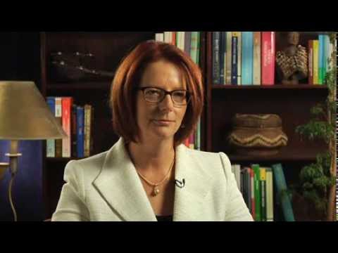 Interview with Julia Gillard (Full Version)