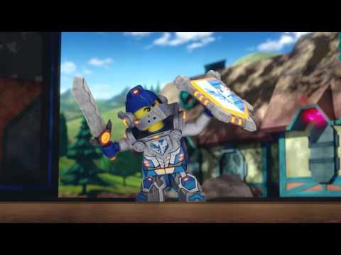 Lego Nexo Knight - �ampi�n rytierstva