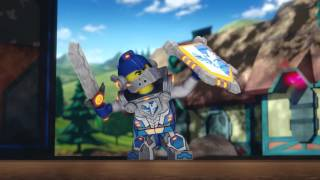 Lego Nexo Knight - Šampión rytierstva