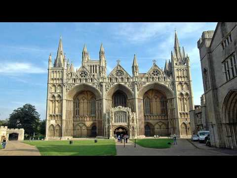 Peterborough Cathedral Peterborough East Anglia