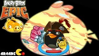 Angry Birds Epic Let's Craft Some GOLD (Golden Bad