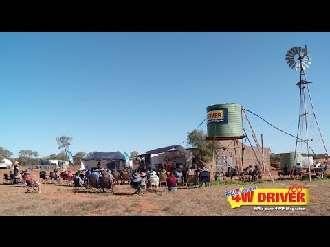 Western 4WDriver 100th edition celebration  - Melangata Station