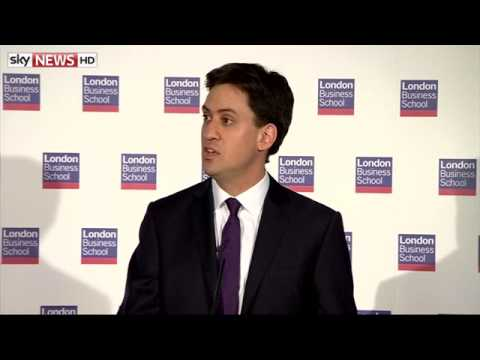 Ed Miliband To Make EU Referendum Pledge