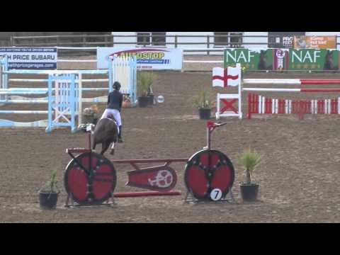 Showjumping - Pony Viewing Trials