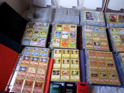 PrimetimePokemon's ENTIRE Pokemon Collection (Over 10,000 Cards!!!)
