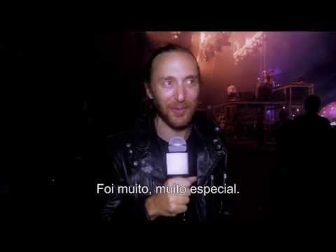 Rock in Rio entrevista: David Guetta