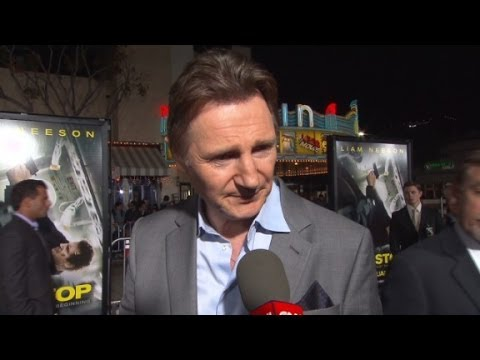 The stamina of Liam Neeson