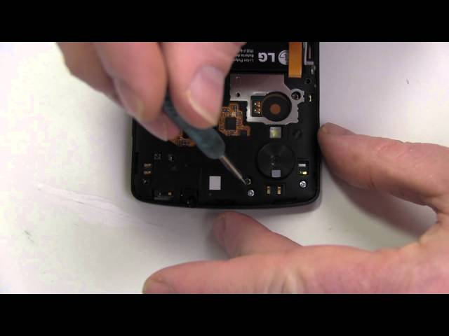 How to Replace Your Nexus LG D820 Battery