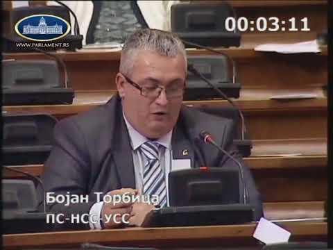 Бојан Торбица о буџету РС за 2018. год.
