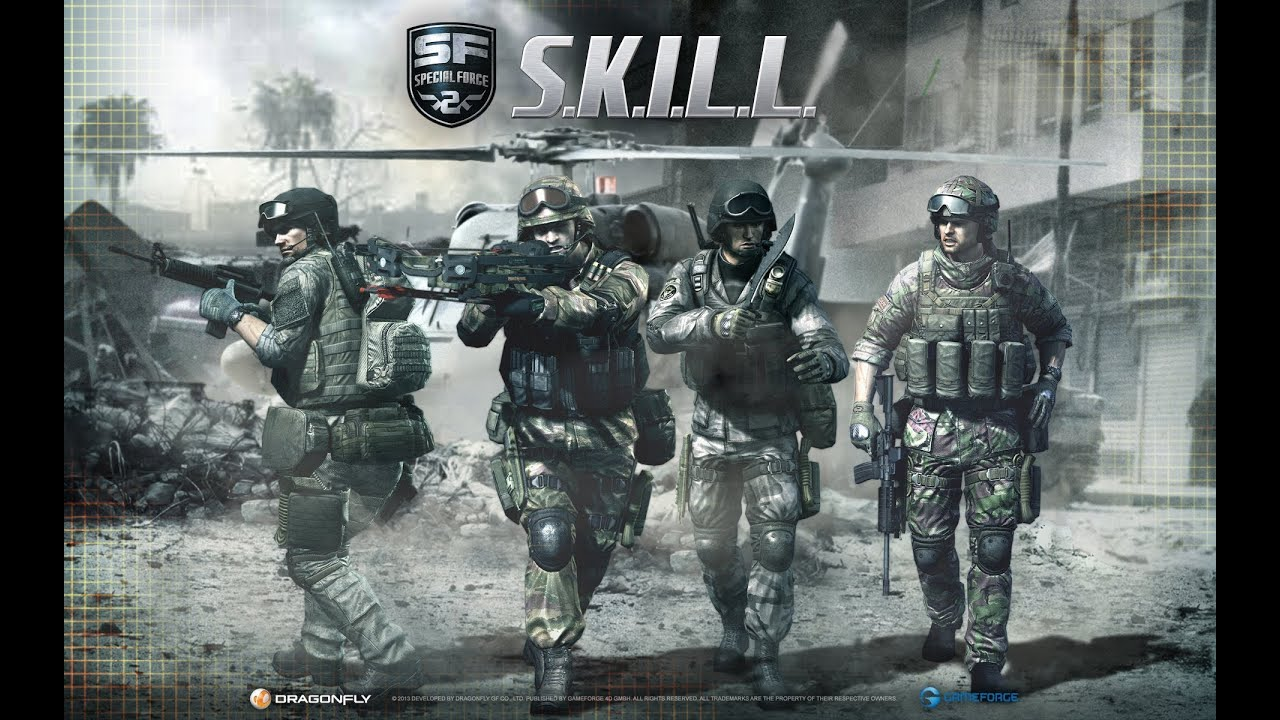S.K.I.L.L Special Force 2 hack