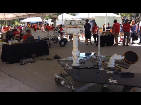 NASA JPL open house