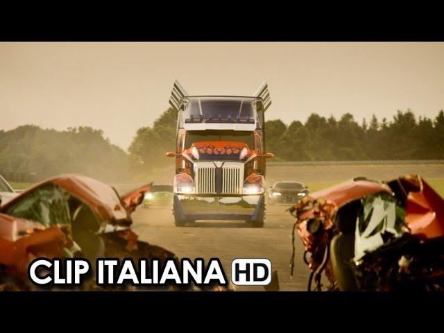 Transformers 4 - L'Era dell'Estinzione Clip Italiana 'Dov'è Optimus Prime?' (2014) - Michael Bay