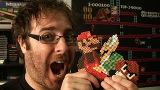 KICKSTARTER: Stop Motion - Super Mario Bros - Beads