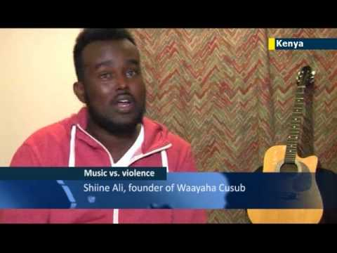 Anti-Islamist Somali Rapper in Kenya: Rapper from Nairobi's 'Little Mogadishu' opposes al-Shabaab