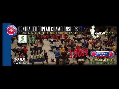 P4P CENTRAL EUROPEAN CHAMPIONSHIPS 2014_OPEN SINGLES_Final