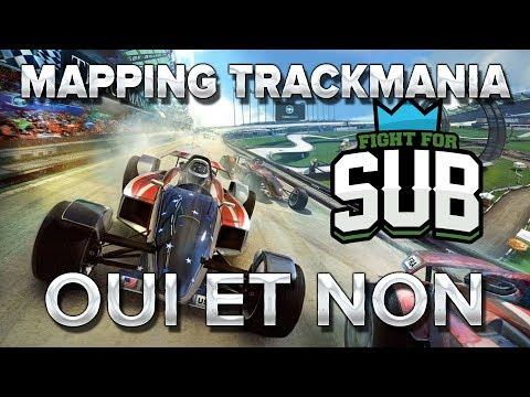 Mapping Trackmania FFS#4 : Oui et non