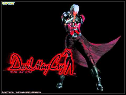 Devil May Cry OST (10) Cathedral