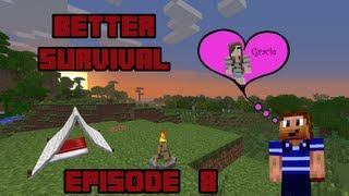Better Survival Ep. 8 Super Secret Episode! (Minecraft