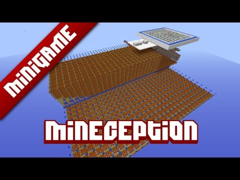 "Minecraft IN Minecraft aka ""mineception"""