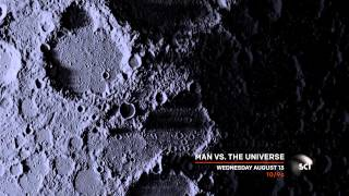 Commercial Spacecraft Prepare to Mine the Moon | Man vs. The Universe