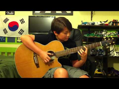 Pink - Just Give Me A Reason - Fingerstyle Guitar  Andrew Foy - P!nk