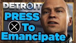 Detroit: Become Human - The Worst Civil Rights Allegory