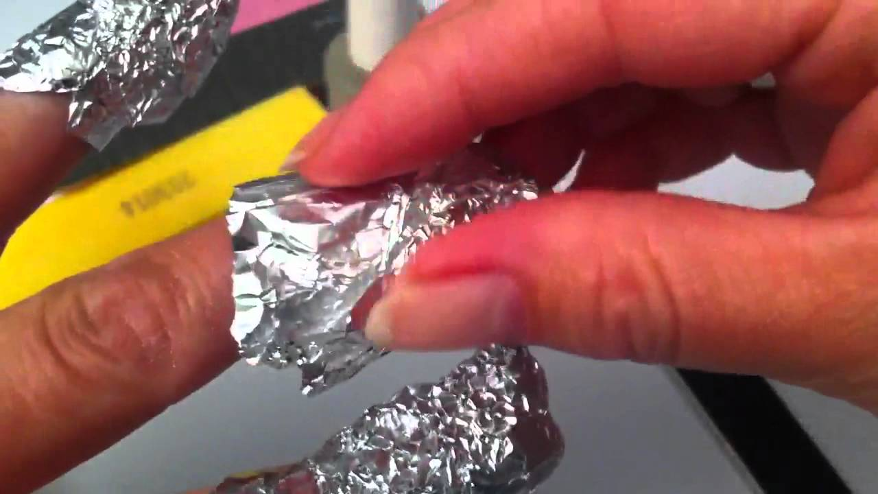 how to take shellac off with acetone