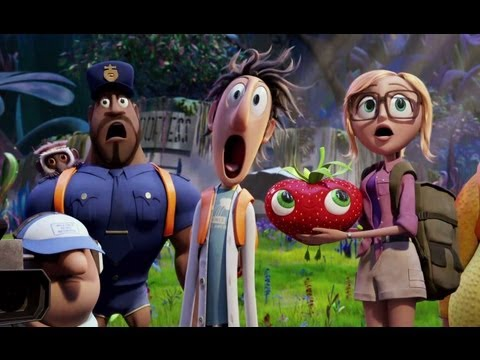Cloudy with a Chance of Meatballs 2 - Official Trailer (HD)