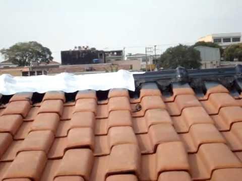 Manutenção do Telhado Condomínio Bruna & Bárbara II