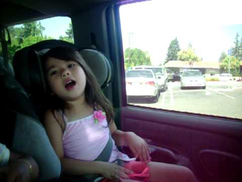 "MY DAUGHTER KARLY SINGING ""HOT N COLD"" BY KATY PERRY - YouTube"