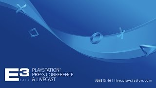 Sony - E3 2016 Sajtókonferencia