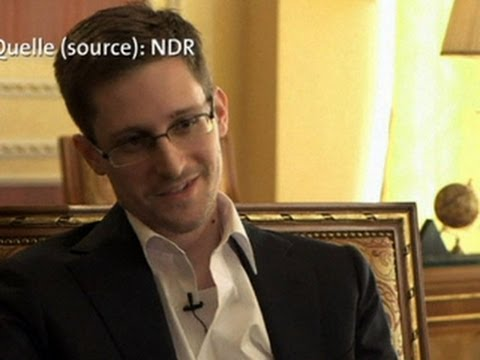 Snowden claims NSA engaged in industrial espionage