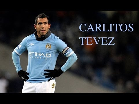 Carlos Tevez - Goals & Skills 2009 to 2012 - Manchester City  HD