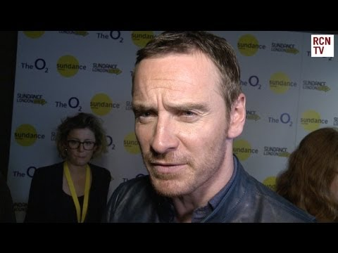 Michael Fassbender Interview Frank Premiere Sundance London