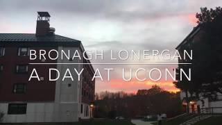 A Day at UConn