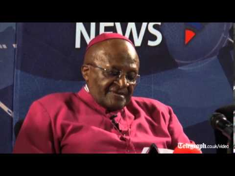 Archbishop Tutu: Mandela 'our father has died'