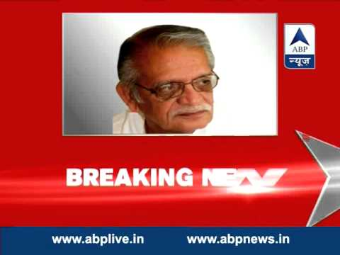 Veteran writer-lyricist Gulzar to be conferred the Dadasaheb Phalke Award