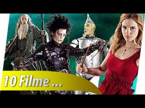 10 Filme, die man gesehen haben muss | FANTASY Teil 1