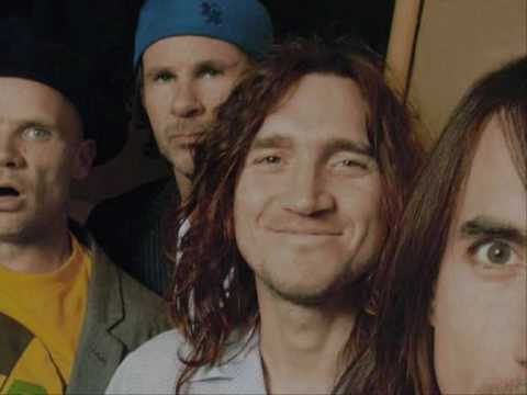 Red Hot Chili Peppers - Funny Face (Snow ((Hey Oh)) B-Side)
