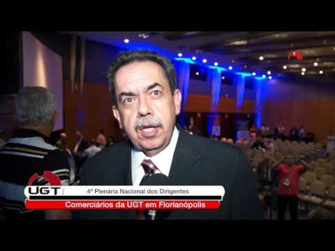 Imagem para vídeo 4ª Plenária Nacional dos Dirigentes Comerciários da UGT