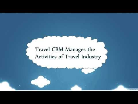 SalesBabu Travel CRM Software: Make Travel Plan Easy