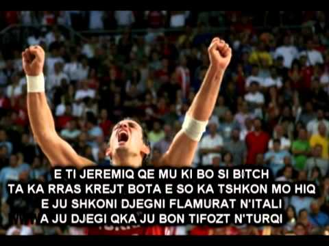 ABMC ft BuJaa - We are ALBANIANS  diss Serbia, Greece _ Russia )