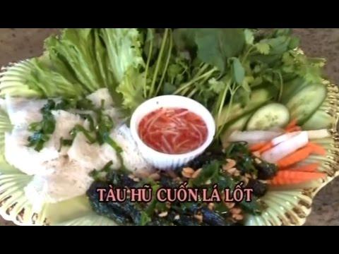 Tau Hu Cuon La Lot - Xuan Hong