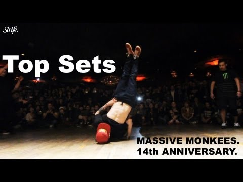 Top Sets | MASSIVE MONKEES DAY 2013 | Strife.tv