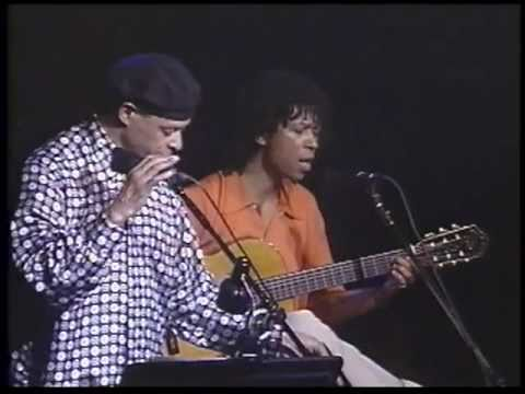 Djavan e Al Jarreau - Sorri - Heineken Concerts 97