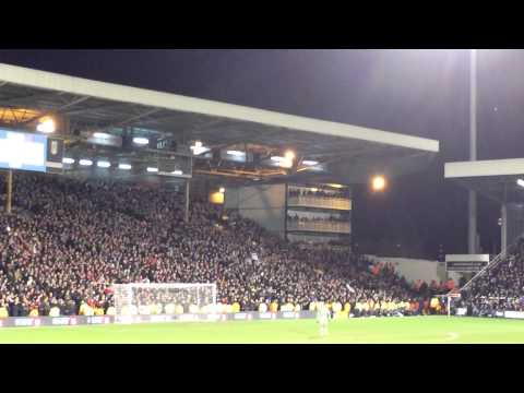 """We are Liverpool"" - LFC fans celebrate Fulham victory"